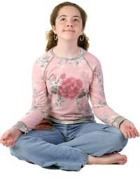 Child Meditation Children Meditation